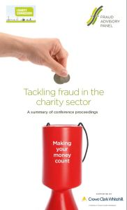 Charity fraud cover